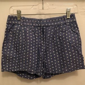 J. Crew polka dot Shorts